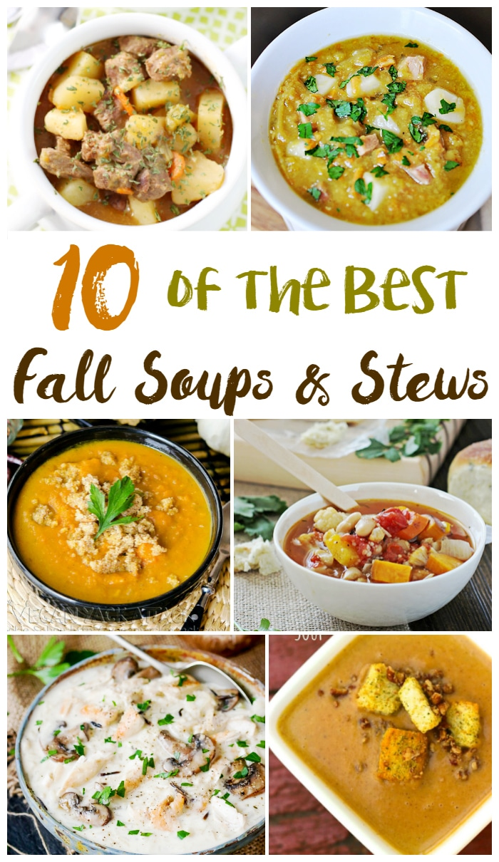 10 Fall Soups