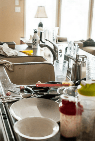 husband help with housework