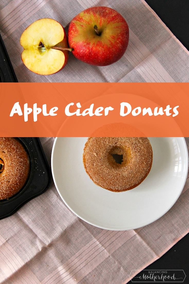 Apple Cider Donuts recipe that's easy to make at home! Get the recipe now!