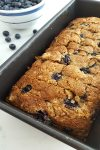 Blueberry Breakfast Bread Featured Image
