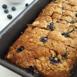 Blueberry Breakfast Bread Featured Image