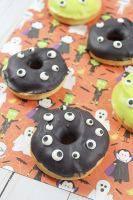 Halloween Monster Donuts Featured Image