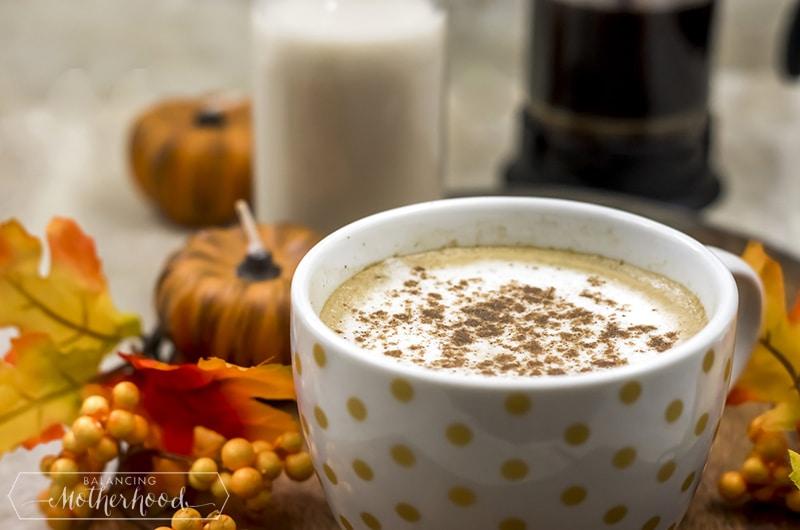 paleo latte