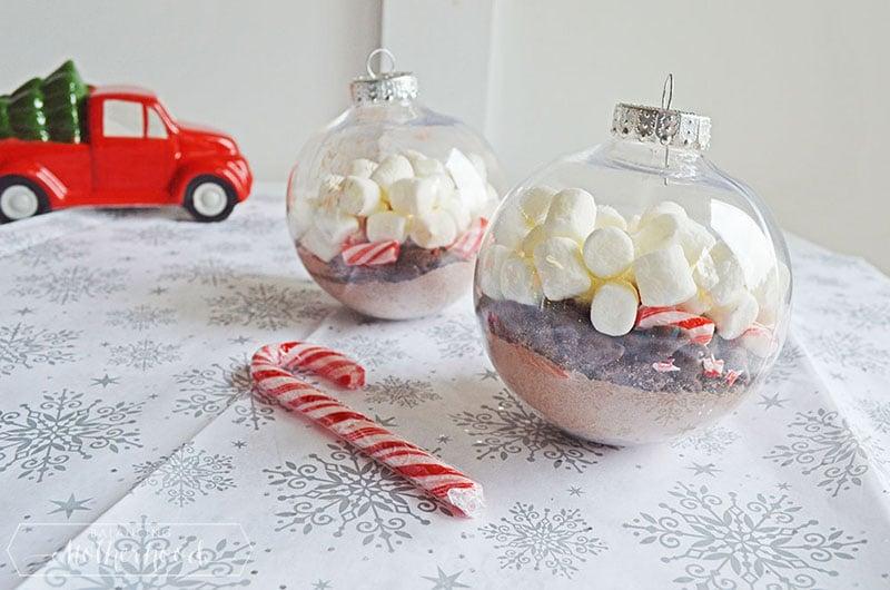 Hot Choco Ornament 1