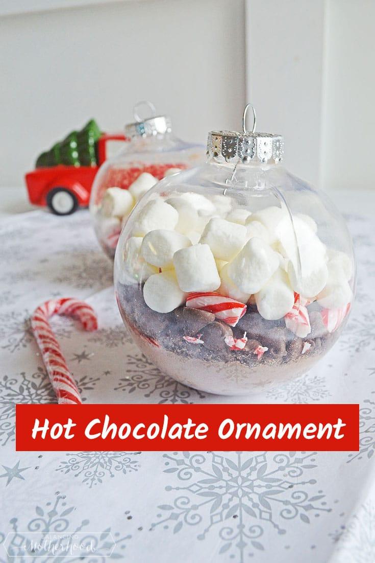 Hot Choco Ornament Pinterest