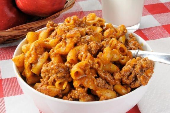 Instant Pot cheeseburger mac and cheese recipe