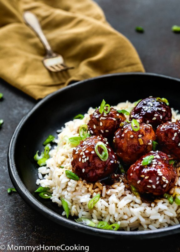 Instant Pot teriyaki turkey recipe