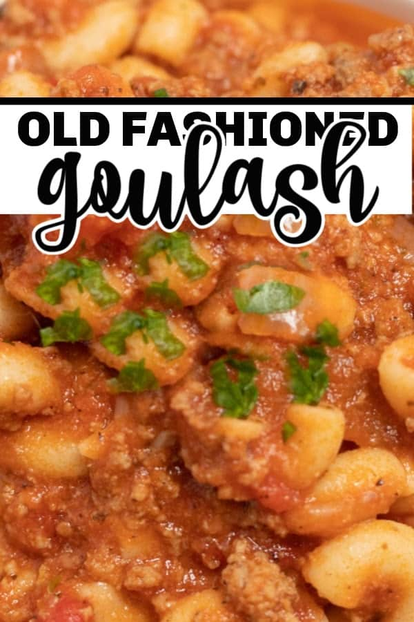 Warm your tummy during cold nights with this comforting and easy to cook Goulash recipe.