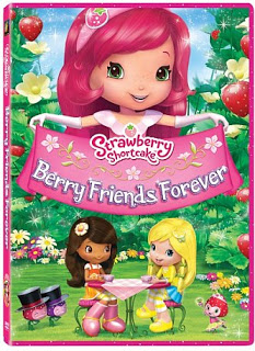 Life Lessons in Animation with Strawberry Shortcake (Free Coloring Pages) @20thcenturyfox @FoxHomeEnt @HubTVNetwork