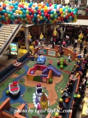 Brea Mall Kidgets Playground
