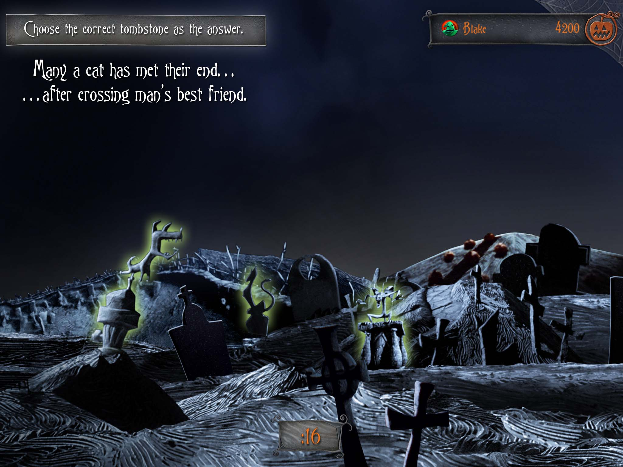 You Can Now Interact With The Nightmare Before Christmas On The ...
