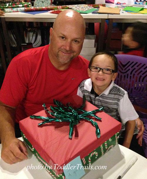 Foster Cheer Boys Gift