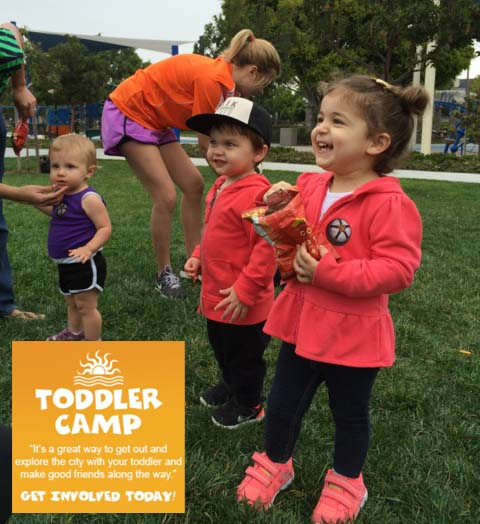 Toddler Camp Kids