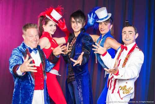Circus Vargas Cast