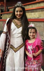 Medieval Times Princess