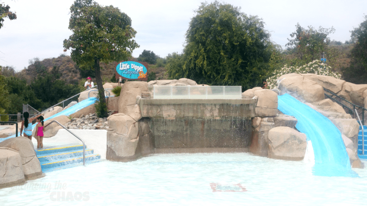 The Little DIpper at Raging Waters