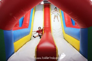 Jumping Fun Kids Slides