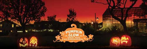 You're Invited To The Pumpkin Glow at Pavillion Park in Irvine | @PumpkinGlow