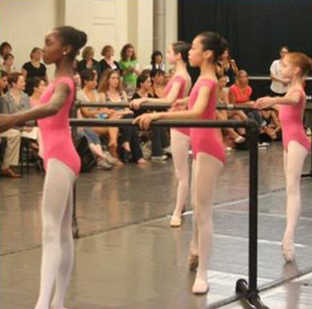 ABT Gillespie Open House, Free Ballet Classes