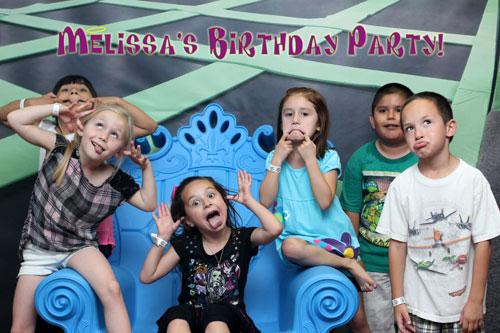 Birthday Party Photos