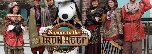 Voyage to the Iron Reef, Knott's Berry Farm, #KnottsIronReef