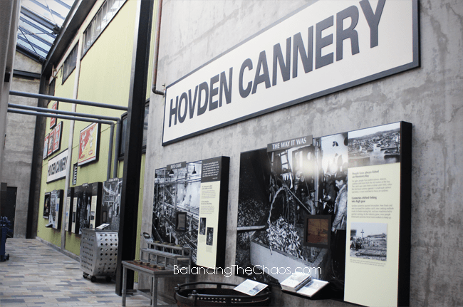 Monterey Bay Aquarium Hovden Cannery