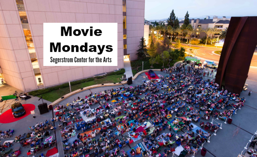 Movie Mondays at Segerstrom Center for the Arts