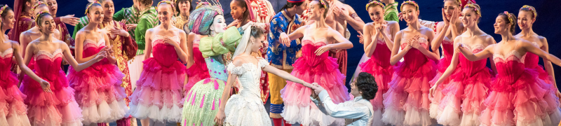 The Nutcracker at Segerstrom Center for the Arts Copeland