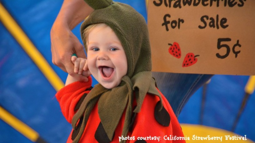 Berry Best Dressed Baby Contest