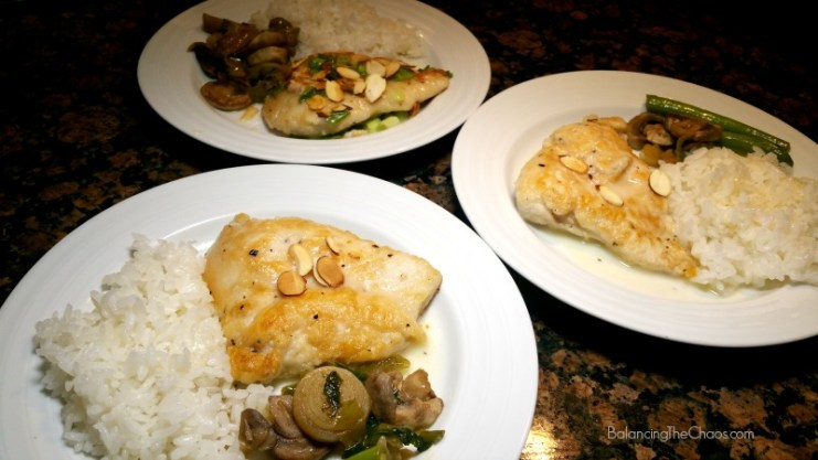 Dream Dinners Home Made Chateau Chicken