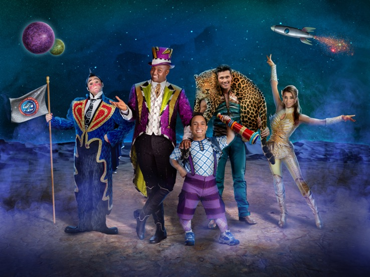 Ringling Bros Barnium And Bailey
