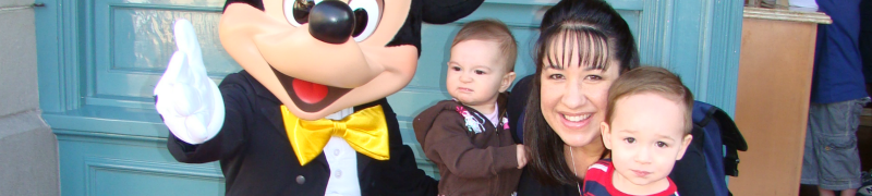 Disneyland Resort top spots for toddlers
