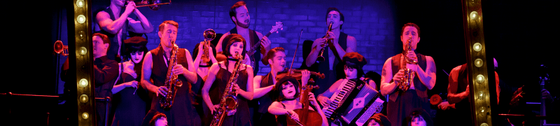 Cabaret at Segerstrom Center For The Arts