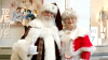 Santa at Los Cerritos Center HGTV Santa HQ