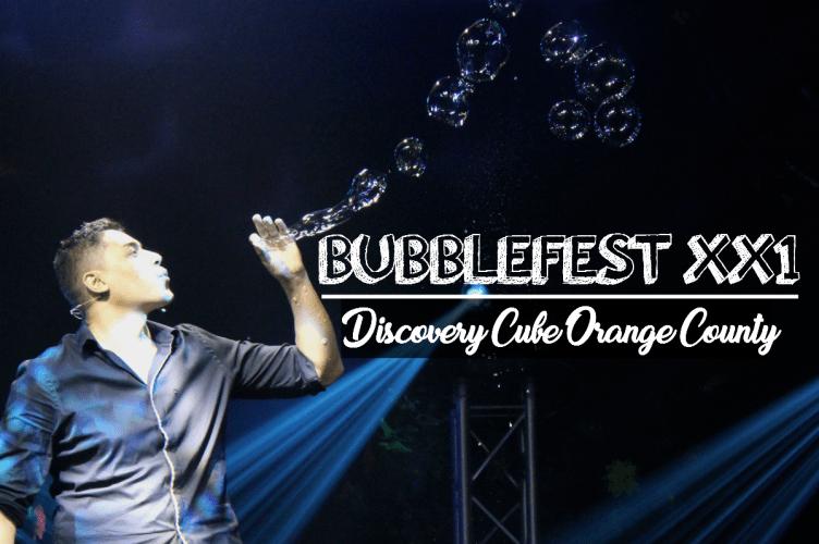 Bubblefest XX1 Discovery Cube OC