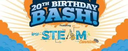 IPSF Steam Carnival Birthday Bash