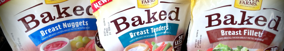 Foster Farms Baked Chicken Products