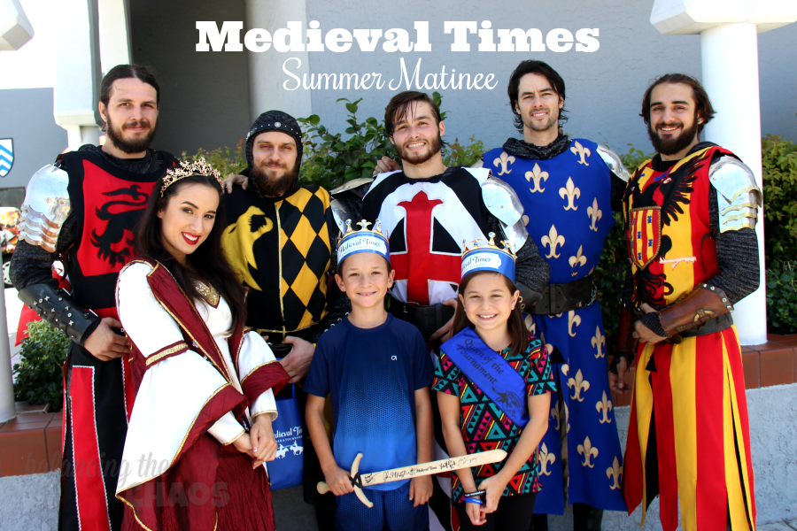 Educational Summer Matinee Field Trips at Medieval Times + Giveaway | @MedievalTimesCA #MTFan