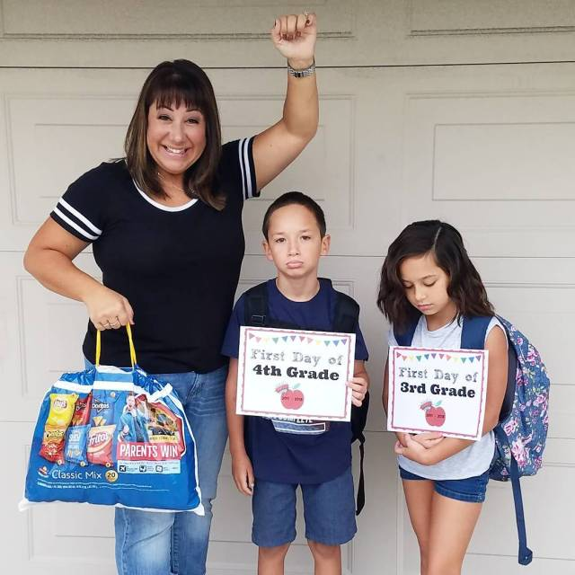 ad Parents everywhere are celebrating their kids going back tohellip