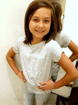 girls back to school fashion at Ontario Mills Mall