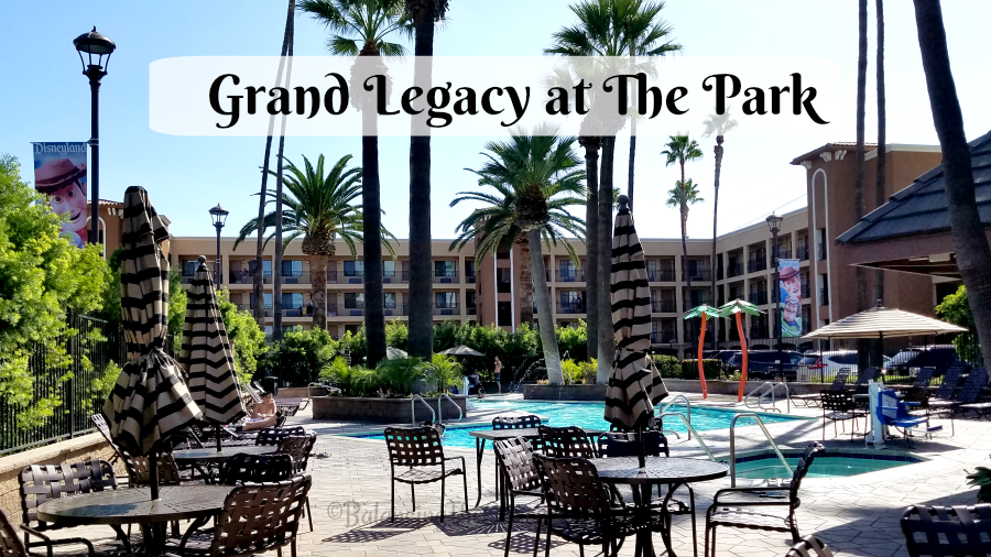 Fall Staycation at The Grand Legacy at The Park | @GrandLegacyATP