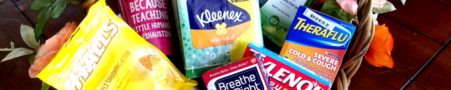 Getting Ready for The Germ Season with a Wellness Basket