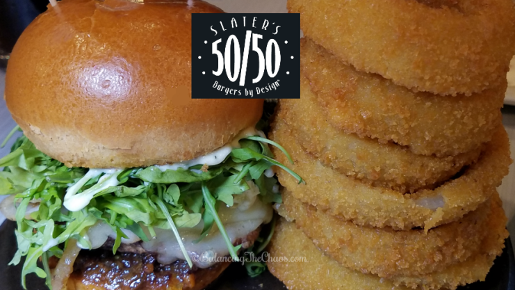 Slater's 50/50 Anaheim Hills Burger of the Month