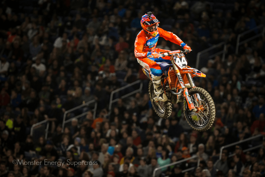 Monster Energy Supercross Competition