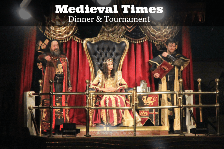 Medieval Times Dinner and Tournament Queen