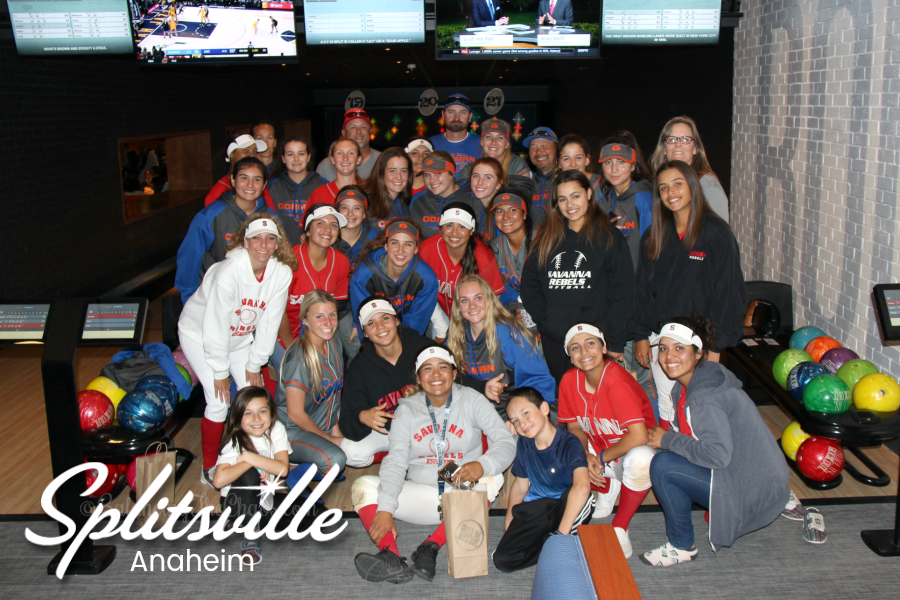 Team Building at Splitsville Lanes