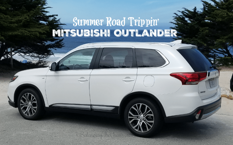 Summer Road Trippin' Mitsubishi Outlander