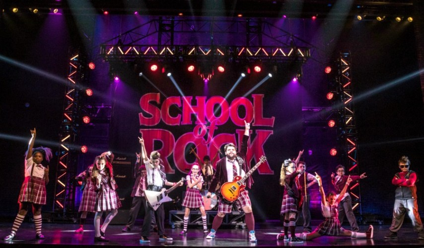 School-of-Rock-Tour-The-cast-of-the-School-of-Rock-Tour-Credit-Matthew-Murphy