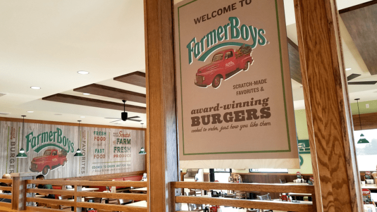 Farmer Boys La Habra