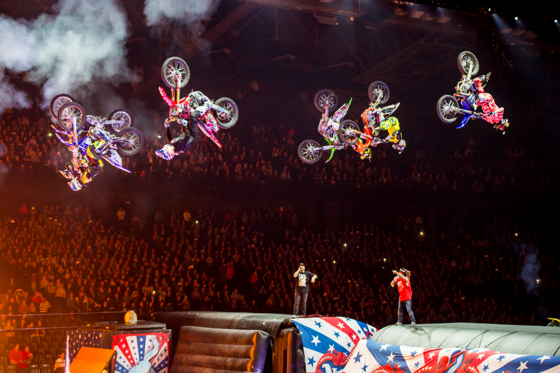 TICKET GIVEAWAY: Nitro Circus Soars Into Anaheim, October 13th